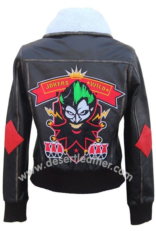 Bombshell Harley Quinn Jacket is available at our online store. Inspired by famous actor Harly Quinn. Get it now with free shipping!!  #HarleyQuinn #Bombshell #Movie #Celebrity #Sexy #Hot #WomensJackets #Fashion #Shopping #Cosplay #geek #geektyrant #WomensWear