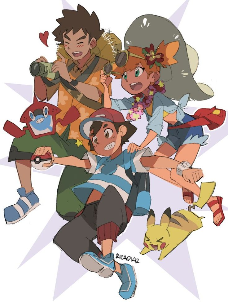 The original 3 Alola style
