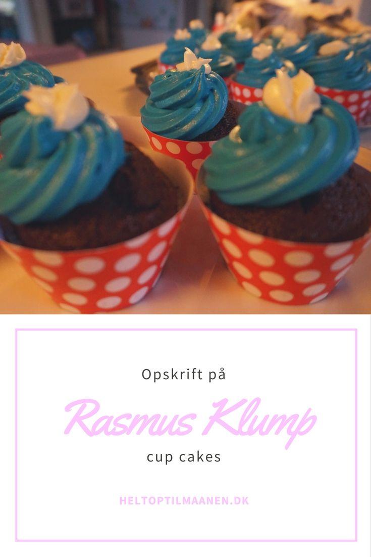 Geniale cup cakes til børnefødselsdagen