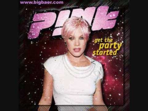 P!nk - Get The Party Started, Linda Perry