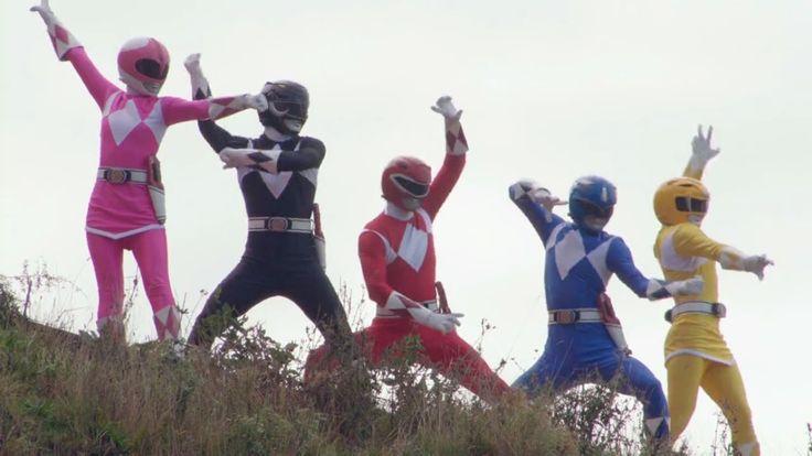 Mighty Morphin Power Rangers Season 1 Episode 5, 6, 7, 8