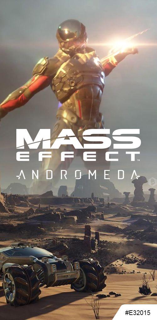 Mass Effect: Andromeda by KindratBlack.deviantart.com on @DeviantArt