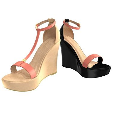 """Now """"design your own shoes"""" with perfection and add style by fixing beautiful straps in your #shoes."""