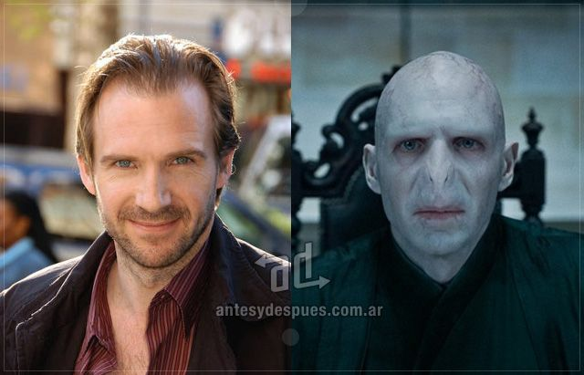Image result for ralph fiennes as voldemort