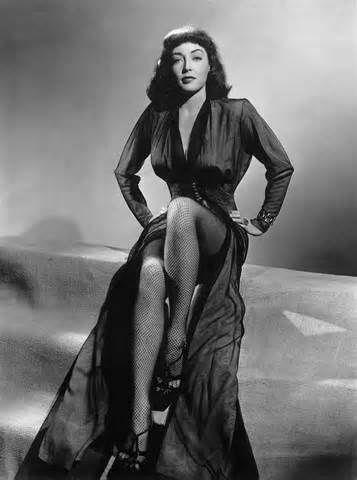 Marie Windsor film noir diva