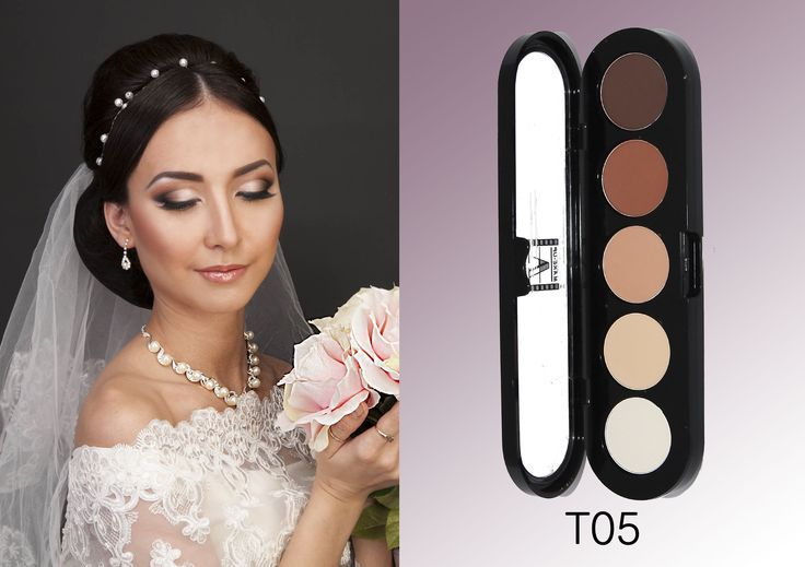 Matte palette from Make-Up Atelier Paris. Very high pigmented colors and easy to use. For more info call +97144579169 e-mail info@atelierdelight.com www.make-up.ae