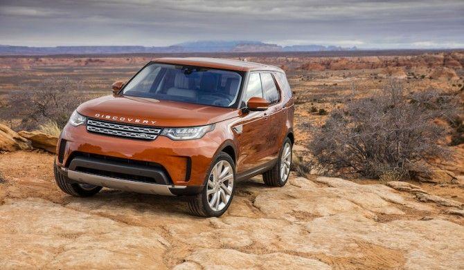 新型ディスカバリーに北米ユタ州で試乗Land Rover