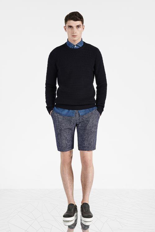 Reiss Spring/Summer Menswear Lookbook - Look 32