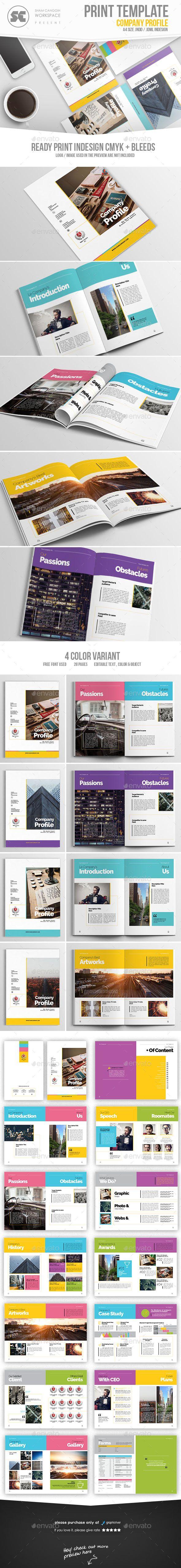105 best pany Profile Tempale images on Pinterest