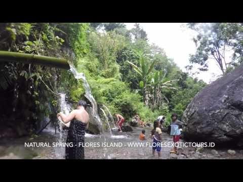 Natural spring, Waewua, Pelus - Golo Ara Village, Poco Ranaka -  East Ma...