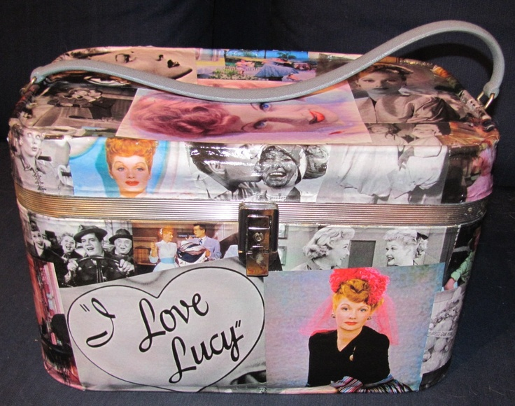 Made to Order I love Lucy Lucille Ball theme vintage