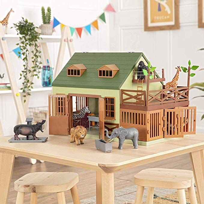 Pin By Kristin Stathers On Quinn Christmas 2020 In 2021 Farm Animal Toys Animal Hospital Pet Toys