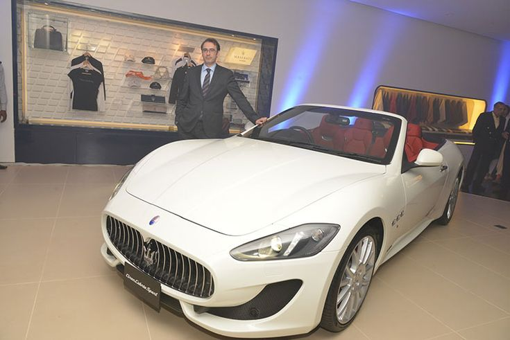 Maserati opens Dealership in Bangalore http://blog.gaadikey.com/maserati-dealership-in-bangalore-new-showroom-in-south-india/