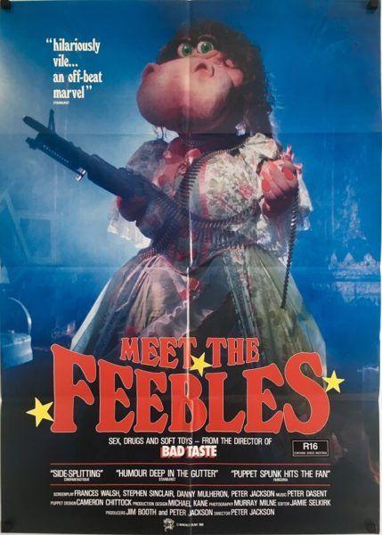 meet the feebles imdb orange