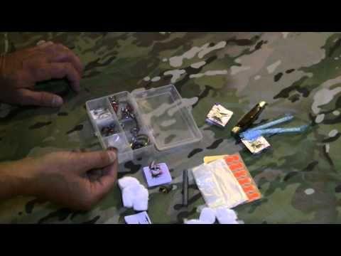 How to Build a Survival Kit, Mini-Kit, Equip 2 Endure