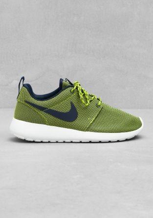 And Other Stories | Nike Roshe Run | Blue Dark