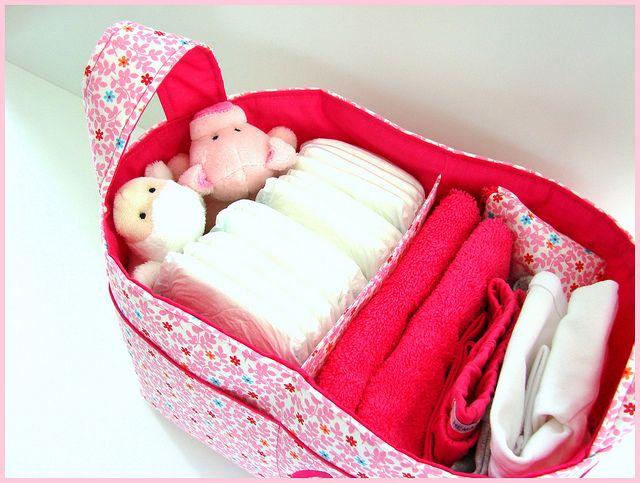 Baby cadeaumand