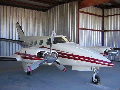 For Sale: 1977 Beechcraft Duke B60