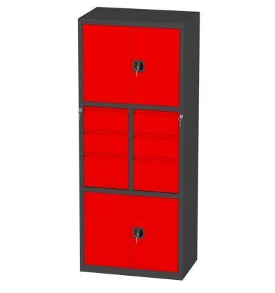 Wie gefällt Ihnen unser Werkstattschrank? Rote Farbe ist auf jedes Interieur abgestimmt! #Werkstattschrank http://heritus.eu/hohe/1079-sws1005dd-werkstattschrank.html
