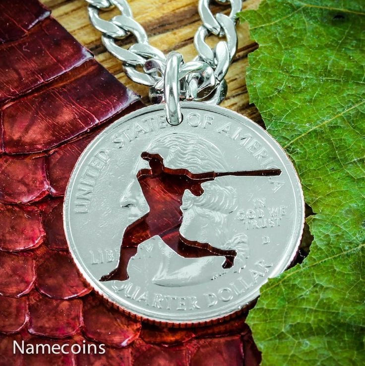 Boys Baseball Batter Necklace, Summer Baseball hand cut coin Jewelry by NameCoins