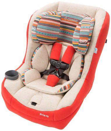 Maxi Cosi Pria 70 Convertible Car Seat, Bohemian Red- buh this is so cool. Wait, it's a car seat Tara. #momlife