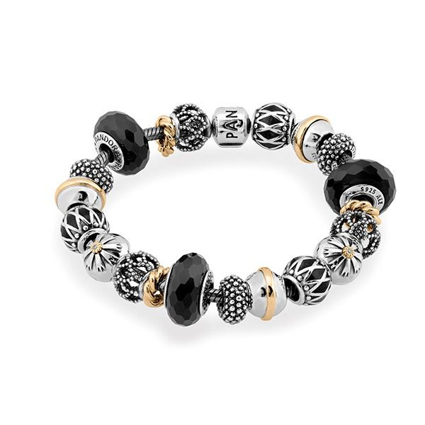striking pandora bracelet