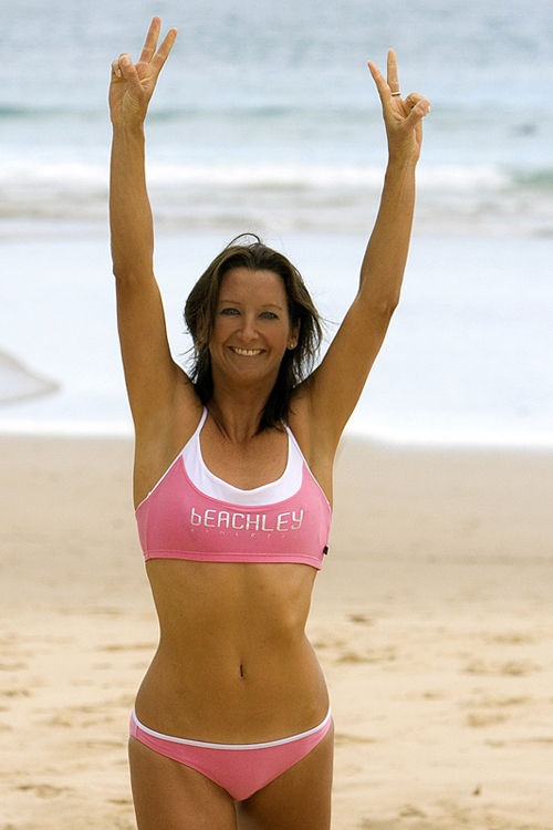 Layne Beachley born 1972, Manly, New South Wales, Australia. She is the first woman in history to gain 7 World Championships, six of them consecutive from 1998 to 2006.