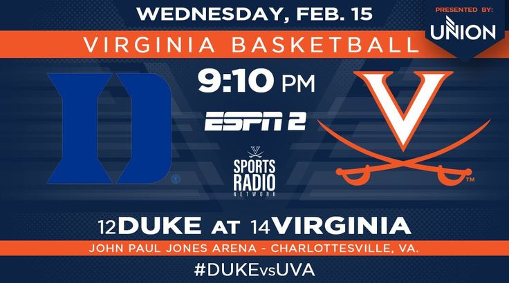 COME SEE THE UVA/DUKE GAME TONIGHT @ @ARLROOFTOP