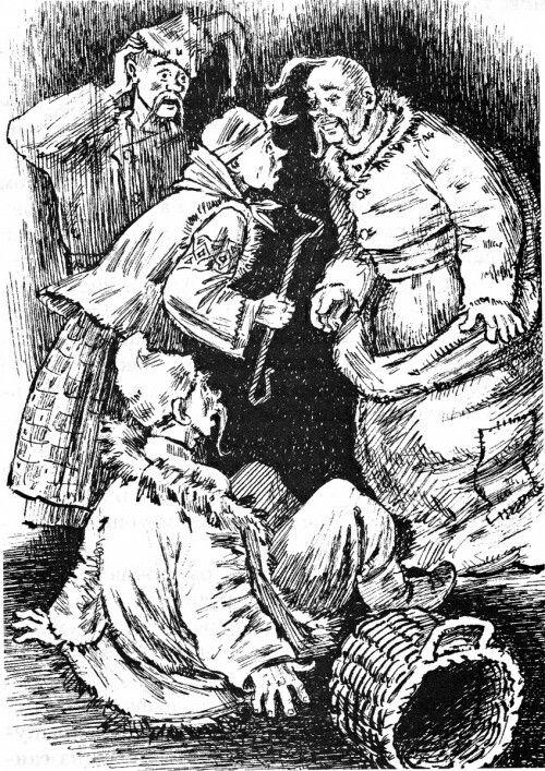 Aleksandr Kuzmin  Иллюстрации  Н.Гоголь