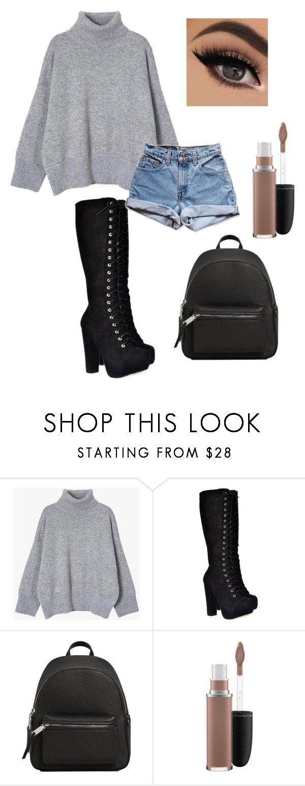 """""""♥_________♥"""" by lore-4ever-directioner on Polyvore featuring moda, Levi's y MANGO"""