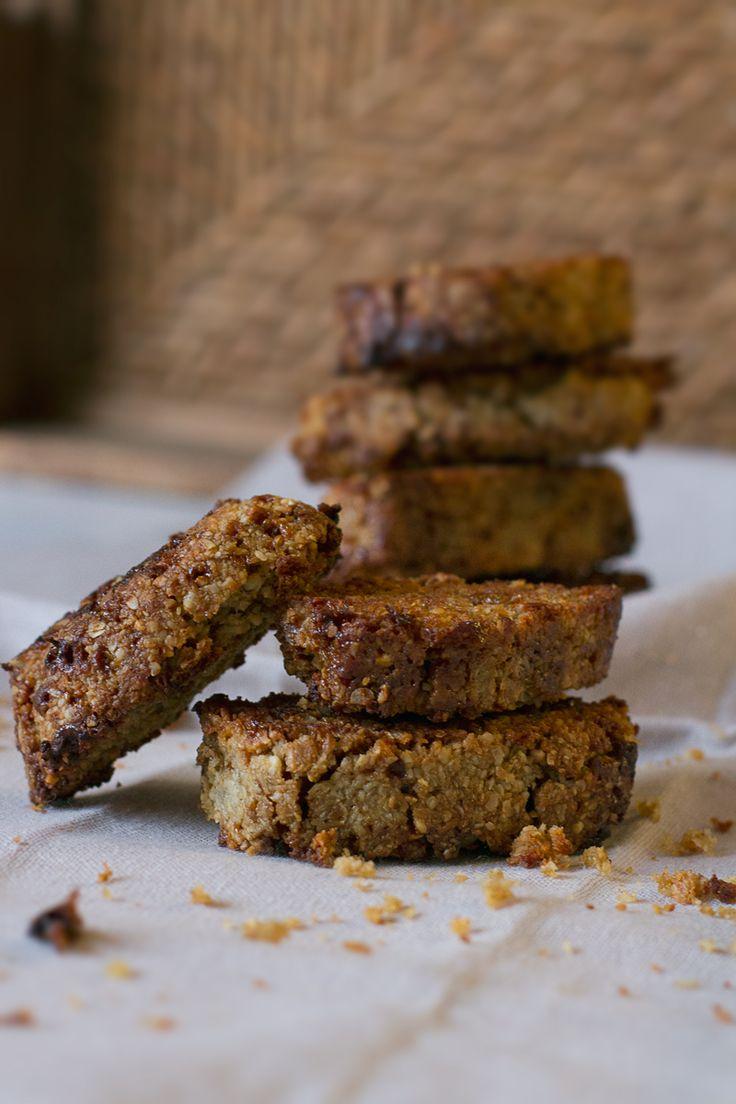 Il Risotto Perfetto: Biscotti senza farina con crusca d'avena, cocco e nocciole