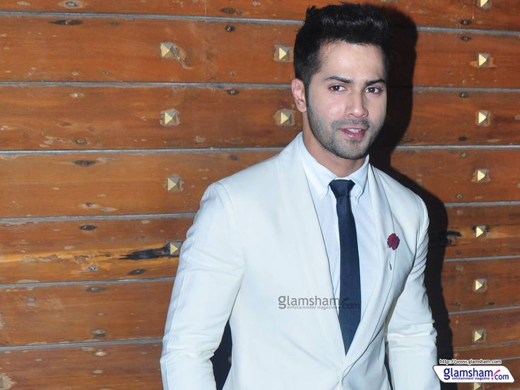Varun Dhawan high resolution image  Glamsham.