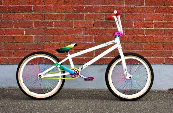 Custom Bmx Bikes Awesome