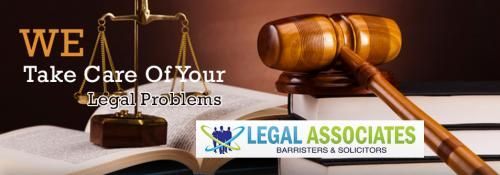 In Case of Any Legal Problems Consult a Reliable Law Firm