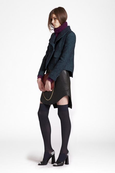 Carven Pre-Fall 2013 Collection Slideshow on Style.com