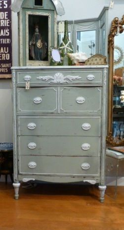 28 best Tall dressers images on Pinterest Painted furniture