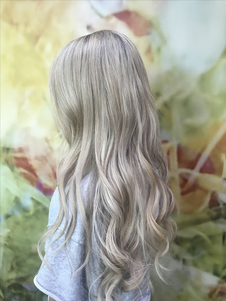 Full head of great length hair extensions bonds along with soft creamy highlights  Hair by Amy Martin extensions bonds along with soft creamy highlights  Hair by Amy Martin