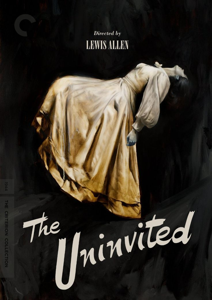Amazon.com: The Uninvited (Criterion Collection): Ray Milland, Ruth Hussey, Donald Crisp, Lewis Allen: Movies & TV