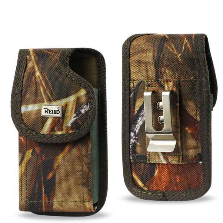 Vertical Rugged Cell Phone Pouch iPhone6/ 6S Plus 5.5 Inch Plus In Leaves Pattern With Cover //Price: $21.99 & FREE Shipping //     #mobileaccessories #phonecases