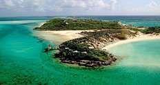 Saddleback Cay - Bahamas, Caribbean