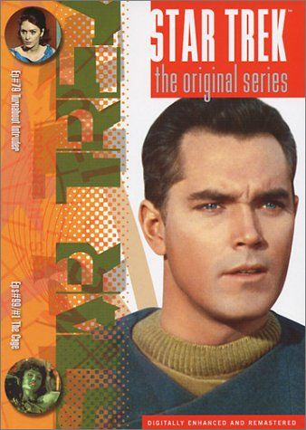 Star Trek - The Original Series Vol. 40 Episodes 79 99 & 1: Turnabout Intruder/ The Cage (B&W/Col @ niftywarehouse.com #NiftyWarehouse #StarTrek #Trekkie #Geek #Nerd #Products