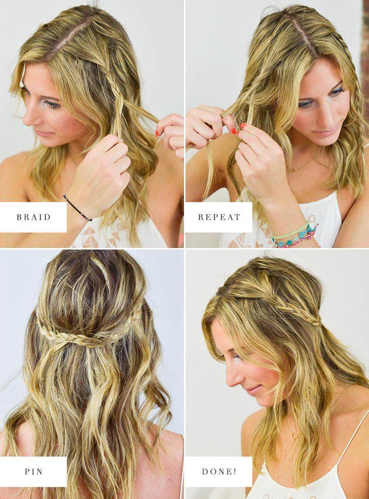 princess braid ideas