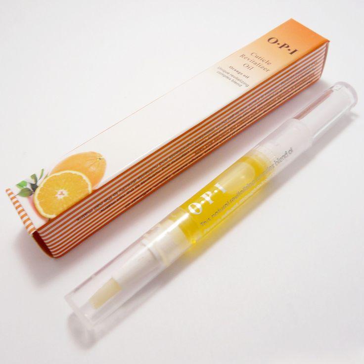 🍊 Ароматизированное масло карандаш OPI для ухода за кутикулой, с апельсиновым ароматом. Кисточкой карандаша удобно увлажнять ногти и кутикулу. Масло OPI имеет жидкую консистенцию, но хорошо впитывается и не растекается при нанесении. После применения ногти приобретают более ухоженный вид, становятся менее ломкими, уменьшается расслаивание; кутикула размягчается и медленнее нарастает. Многие нейл-мастера рекомендуют использовать масло для кутикулы OPI в карандаше из-за качества и удобства…