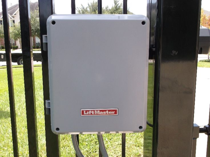 54 Best Gate Opener Images On Pinterest Gate Openers
