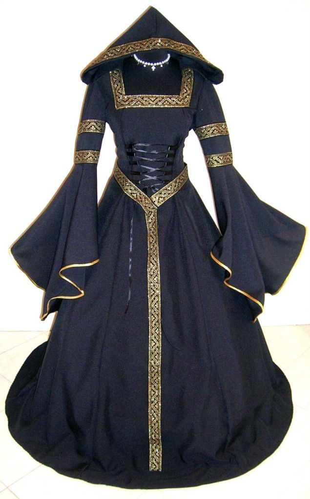 Medieval Sorceress Costume - Bing Images