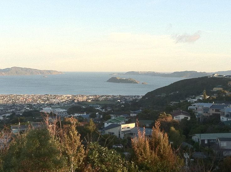 Somes Island, Wellington Harbour
