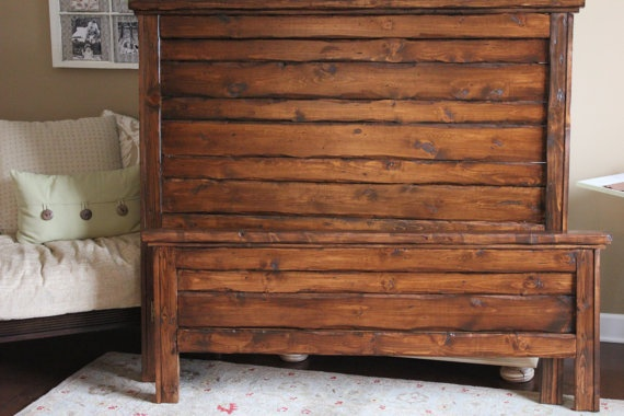 93 best images about wooden beds on pinterest router cutters diy platform bed and diy bed frame. Black Bedroom Furniture Sets. Home Design Ideas