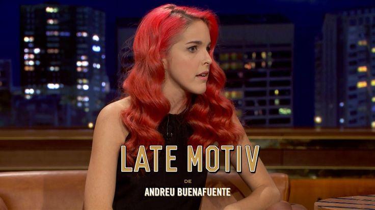 LATE MOTIV - Amarna Miller y el vídeo de la polémica   #LateMotiv125