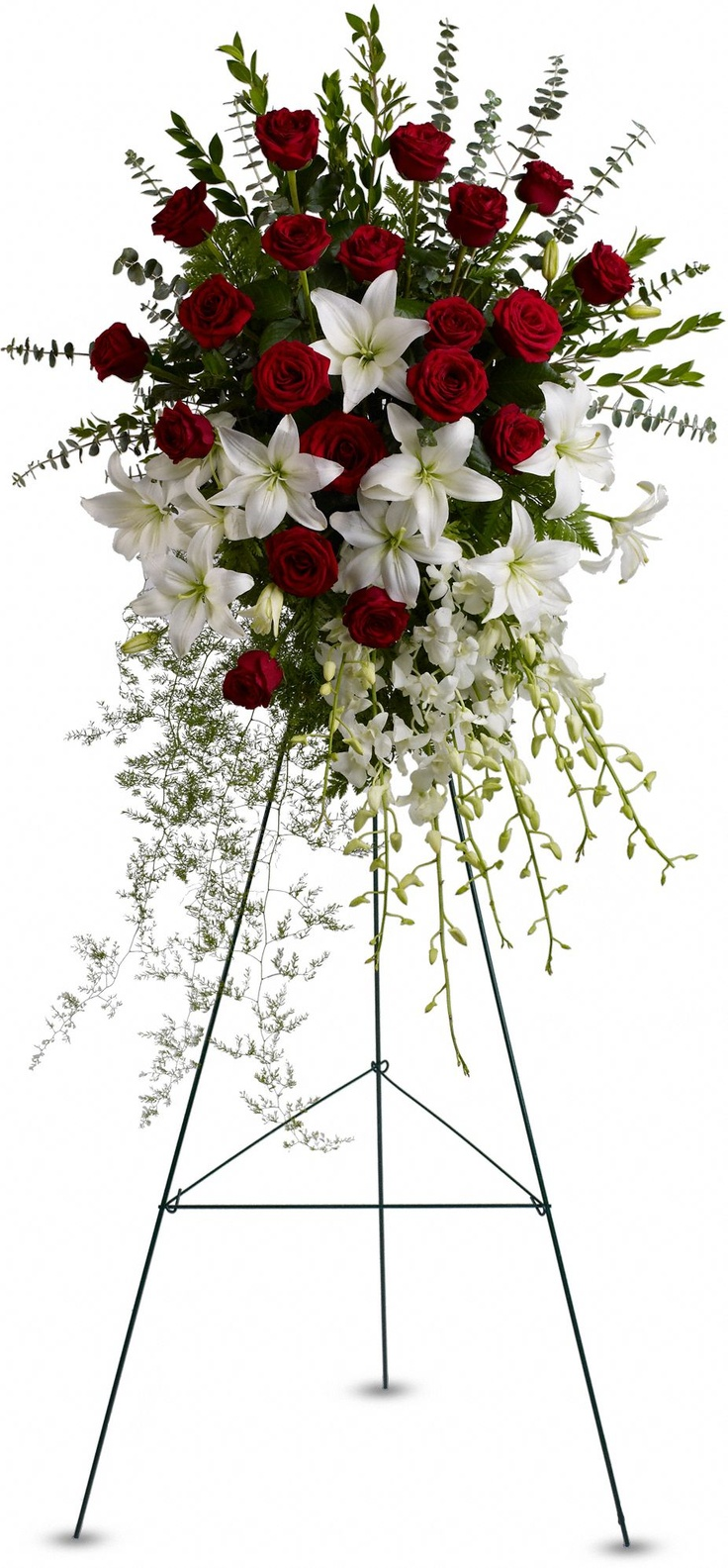 370 Best Grave Saddles Images On Pinterest Funeral Flowers Floral