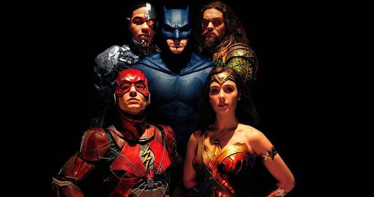 New Justice League Character Portraits Are Absolutely Stunning -- Get a closer look at Batman, Wonder Woman, The Flash, Aquaman and Cyborg in new photos featuring the Justice League heroes. -- http://movieweb.com/justice-league-movie-character-photos/